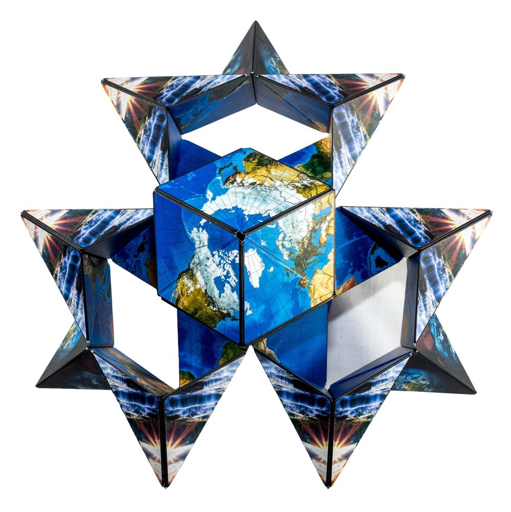4 Geobender World kombiniert